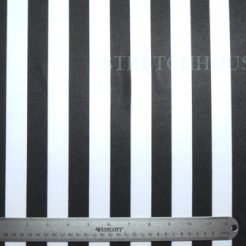Black & White Stripes - BIG 246x246 - Black & White Stripes