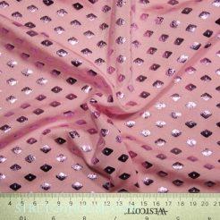 LT. Pink/ Silver