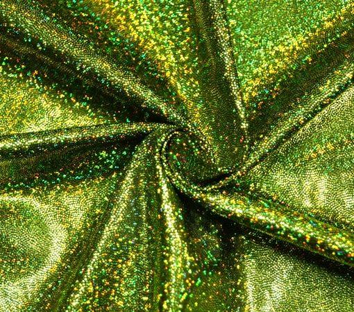 stretch hologram - 2 510x450 - Olive Black