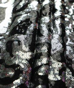 Black/ Silver
