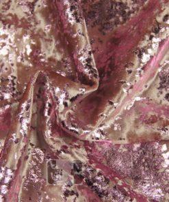 Distressed Velvet