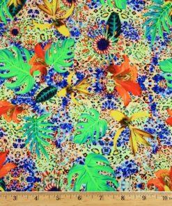 jungle floral